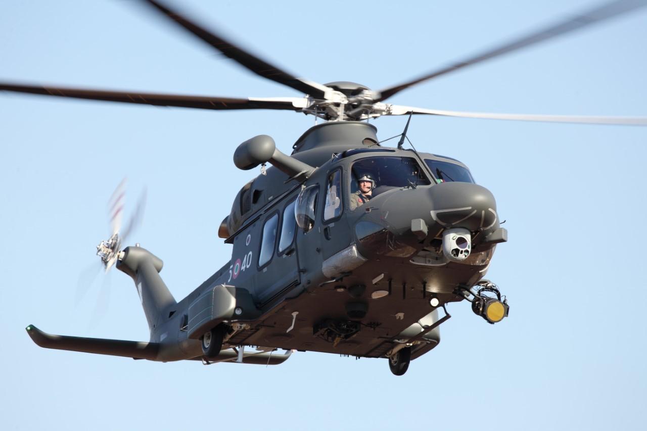 Elicottero 139 : Per il settore elicotteri di leonardo cè una ripresa degli ordini