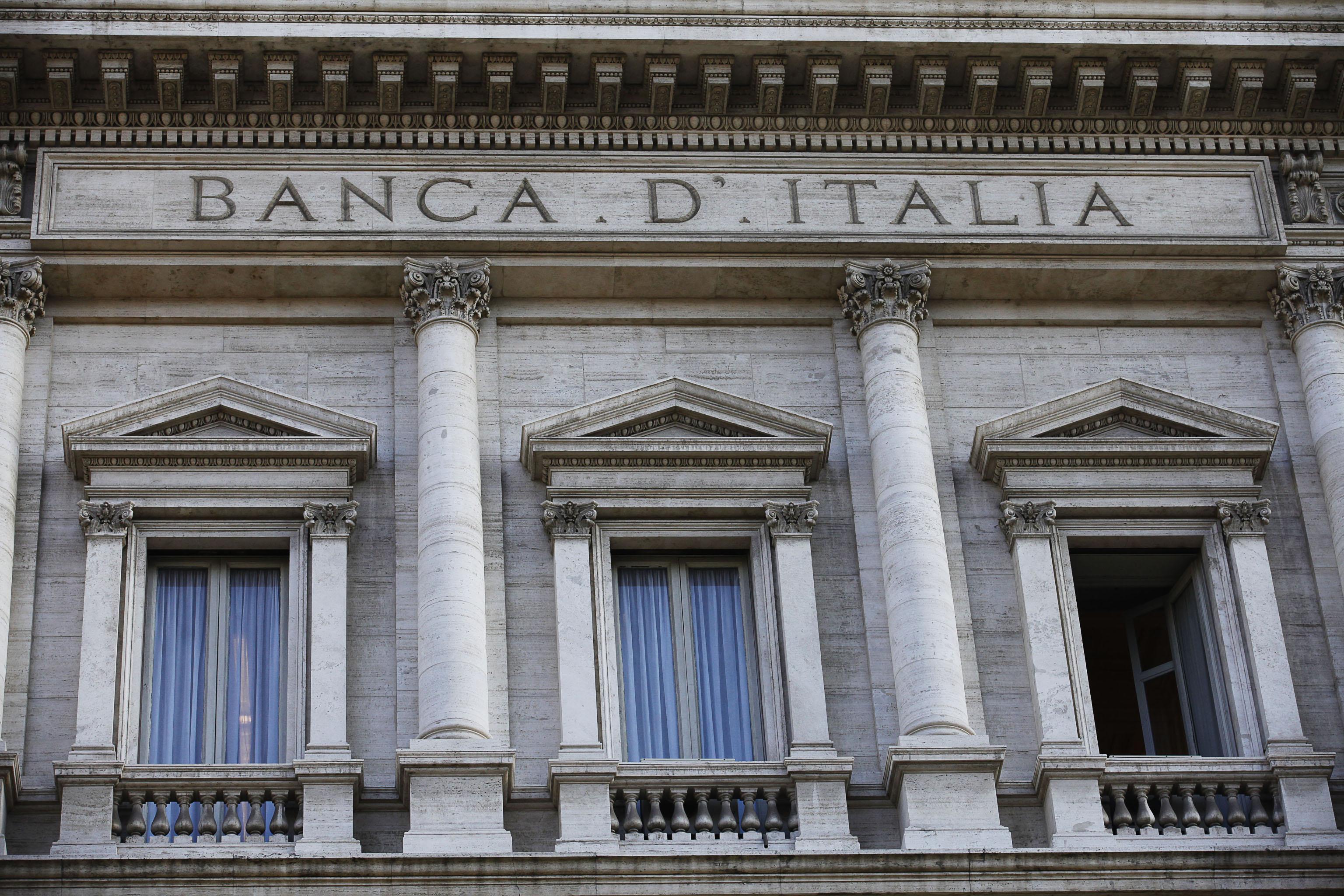 Risultati immagini per banca italia